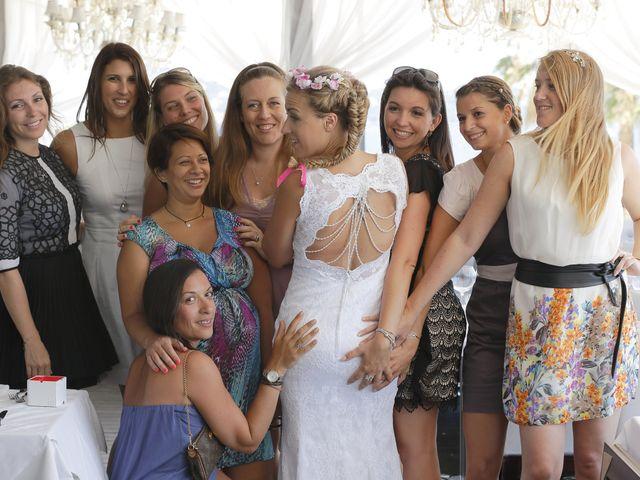 Le mariage de Jordane et Amélie à Roquebrune-Cap-Martin, Alpes-Maritimes 18