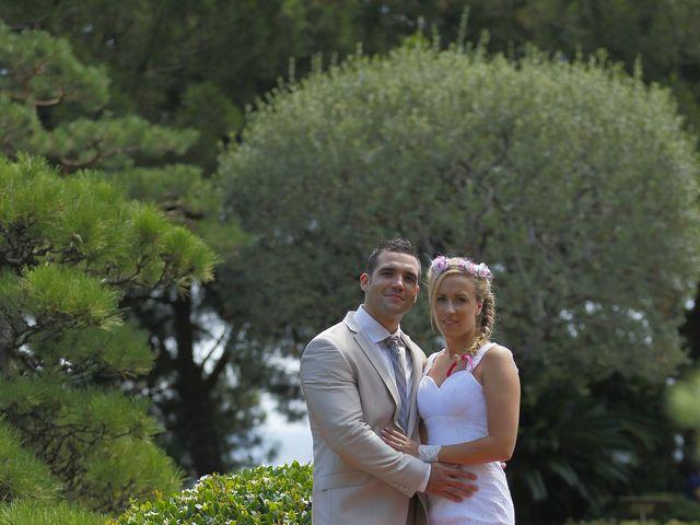 Le mariage de Jordane et Amélie à Roquebrune-Cap-Martin, Alpes-Maritimes 22