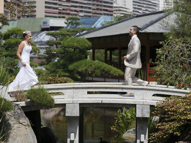 Le mariage de Jordane et Amélie à Roquebrune-Cap-Martin, Alpes-Maritimes 25