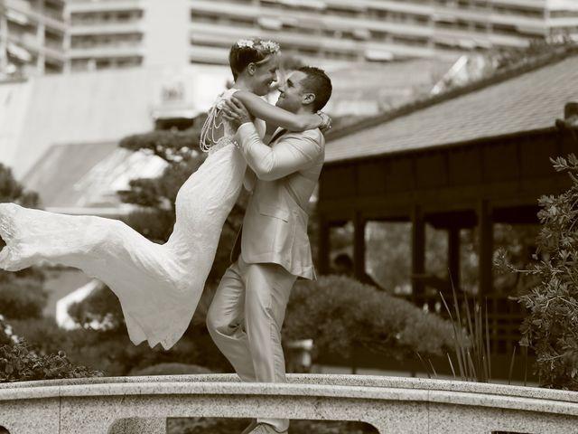 Le mariage de Jordane et Amélie à Roquebrune-Cap-Martin, Alpes-Maritimes 26