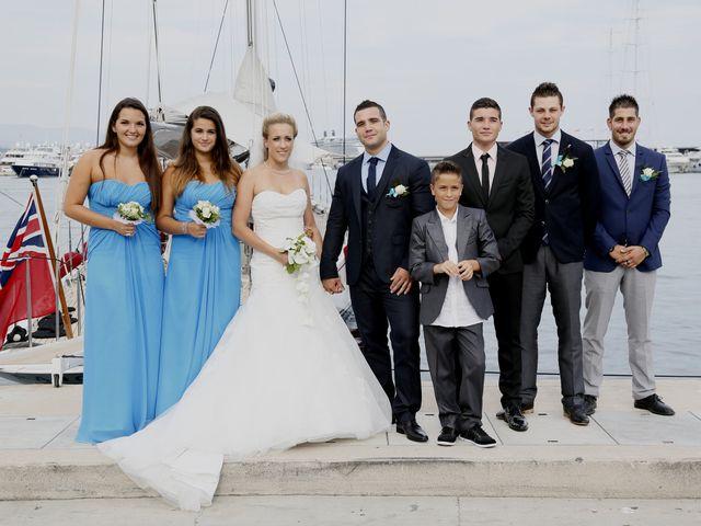 Le mariage de Jordane et Amélie à Roquebrune-Cap-Martin, Alpes-Maritimes 45
