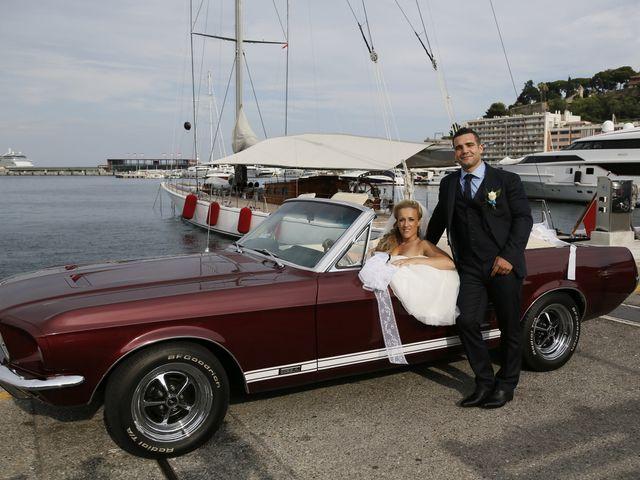 Le mariage de Jordane et Amélie à Roquebrune-Cap-Martin, Alpes-Maritimes 47