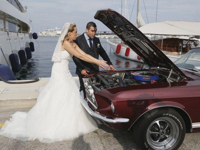 Le mariage de Jordane et Amélie à Roquebrune-Cap-Martin, Alpes-Maritimes 48