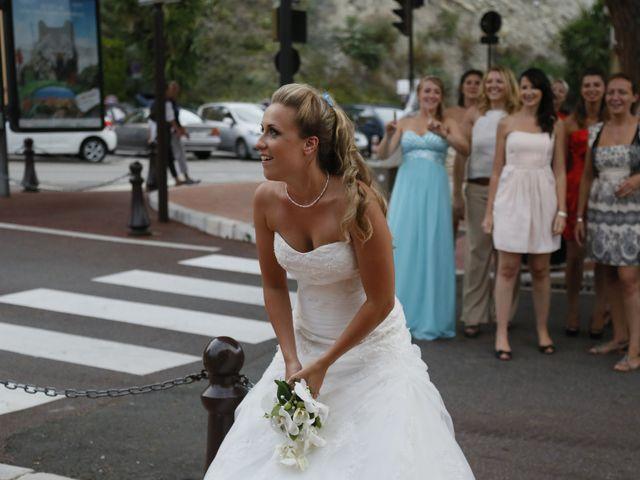 Le mariage de Jordane et Amélie à Roquebrune-Cap-Martin, Alpes-Maritimes 54