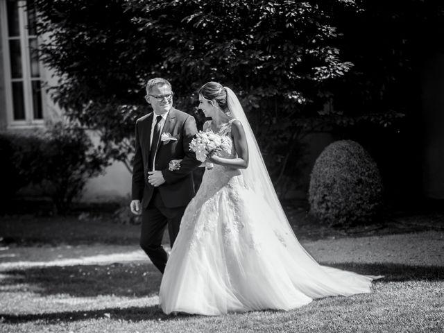 Le mariage de Vladimir et Jamila à La Chapelle-de-Guinchay, Saône et Loire 15