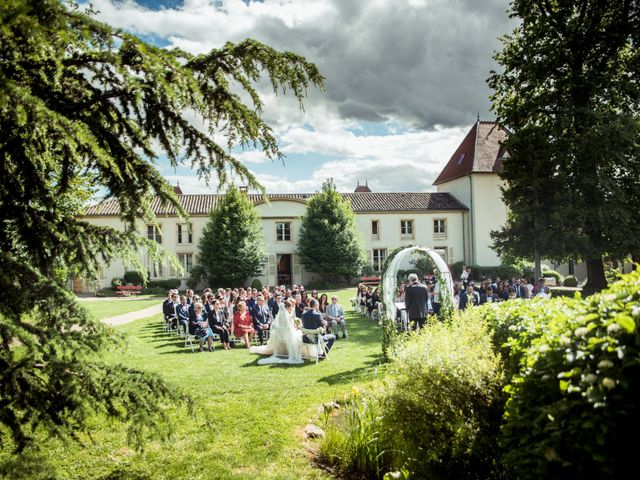 Le mariage de Vladimir et Jamila à La Chapelle-de-Guinchay, Saône et Loire 17