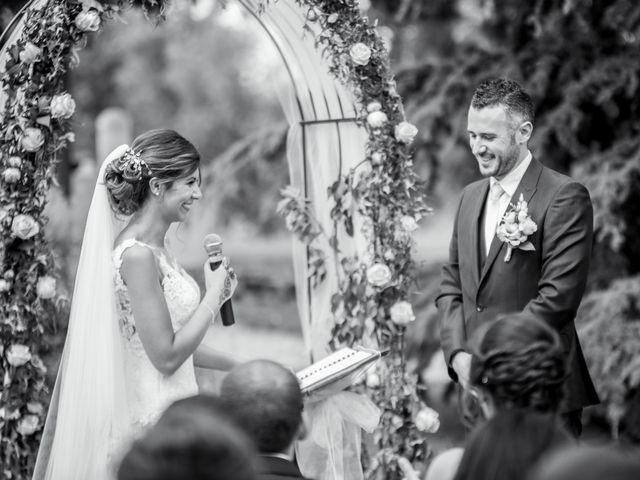 Le mariage de Vladimir et Jamila à La Chapelle-de-Guinchay, Saône et Loire 22
