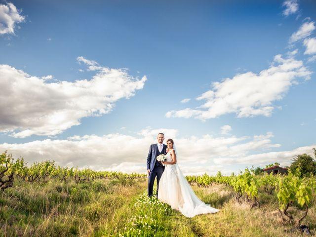 Le mariage de Vladimir et Jamila à La Chapelle-de-Guinchay, Saône et Loire 38
