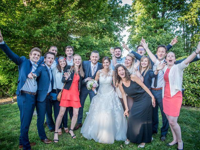 Le mariage de Vladimir et Jamila à La Chapelle-de-Guinchay, Saône et Loire 40