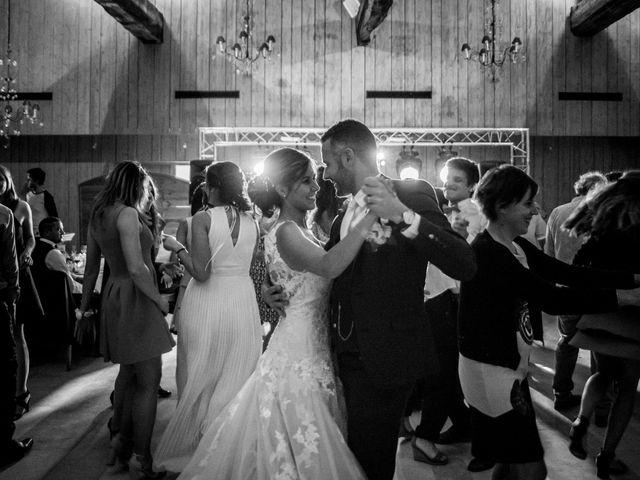 Le mariage de Vladimir et Jamila à La Chapelle-de-Guinchay, Saône et Loire 53