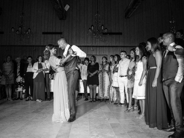 Le mariage de Vladimir et Jamila à La Chapelle-de-Guinchay, Saône et Loire 55