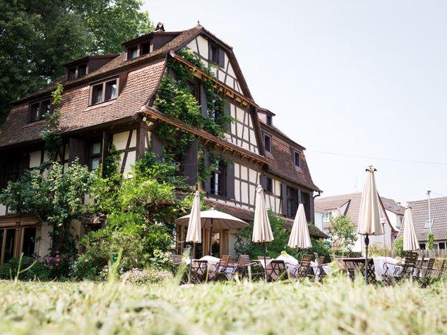 Le mariage de Yann et Anna à Strasbourg, Bas Rhin 5
