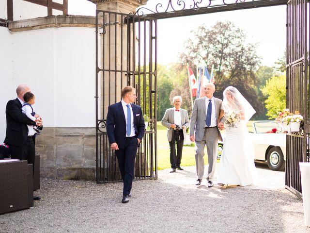 Le mariage de Yann et Anna à Strasbourg, Bas Rhin 18