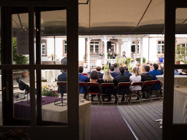 Le mariage de Yann et Anna à Strasbourg, Bas Rhin 21