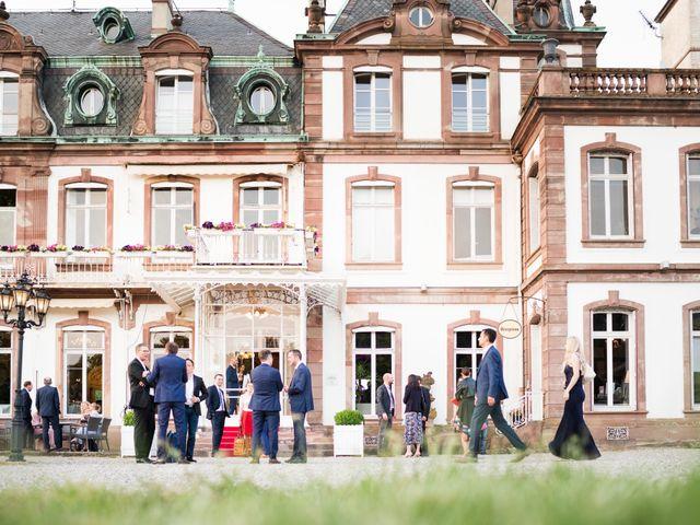 Le mariage de Yann et Anna à Strasbourg, Bas Rhin 33