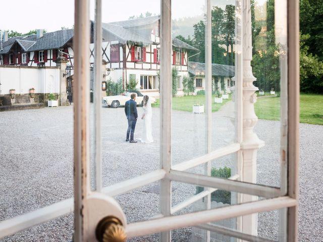 Le mariage de Yann et Anna à Strasbourg, Bas Rhin 34