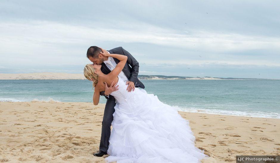 Le mariage de Arnaud et Charlène à Gradignan, Gironde