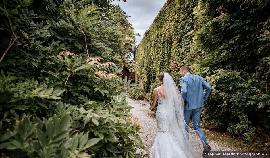 Le mariage de David et Laura à Le Pallet, Loire Atlantique