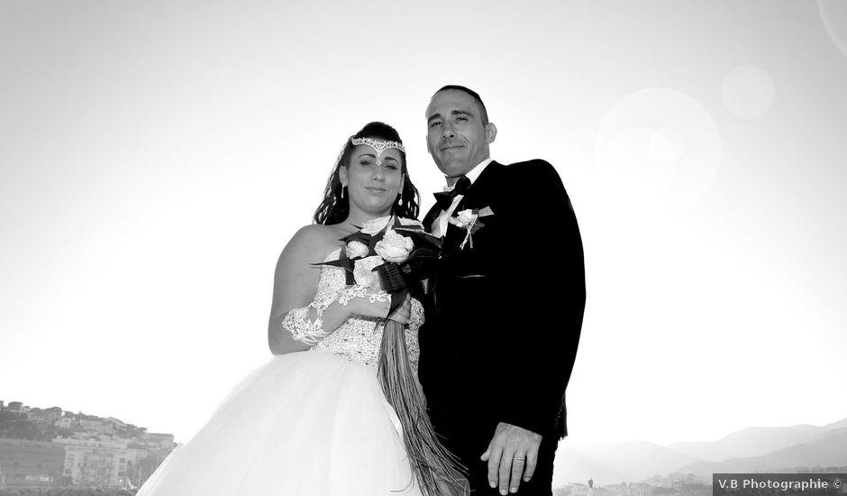 Le mariage de Stephane et Jessica à Port-Vendres, Pyrénées-Orientales