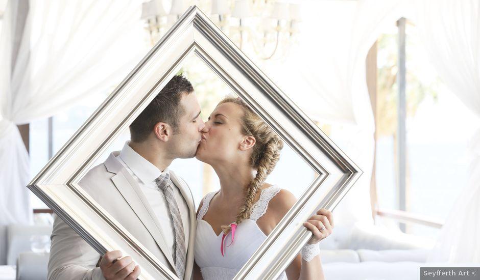 Le mariage de Jordane et Amélie à Roquebrune-Cap-Martin, Alpes-Maritimes