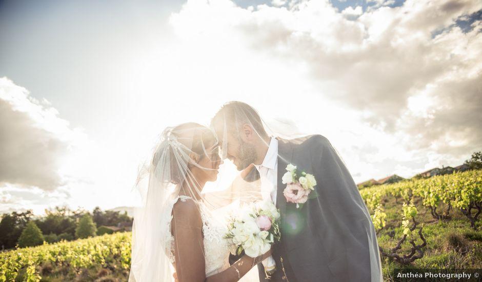 Le mariage de Vladimir et Jamila à La Chapelle-de-Guinchay, Saône et Loire