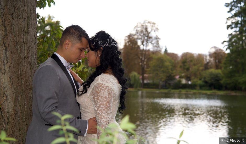 Le mariage de John et Marjorie à Paris, Paris