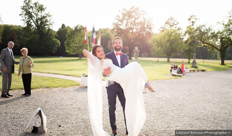 Le mariage de Yann et Anna à Strasbourg, Bas Rhin