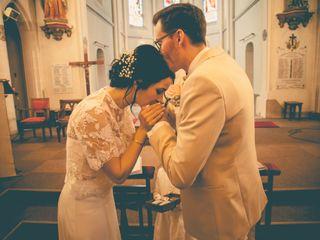 Le mariage de Sophie et Christopher