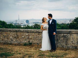 Le mariage de Lucie et Ilter