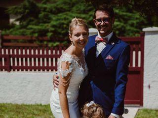 Le mariage de Lucie et Samuel 1