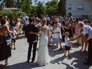 Le mariage de Lucie et Samuel