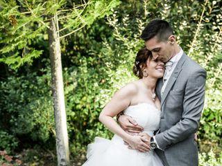 Le mariage de Laëtitia et Marc