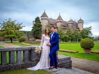 Le mariage de Andriana et Vincent