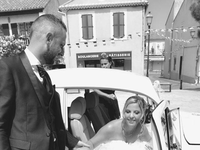 Le mariage de Olivier et Charlène à Châteauneuf-lès-Martigues, Bouches-du-Rhône 13