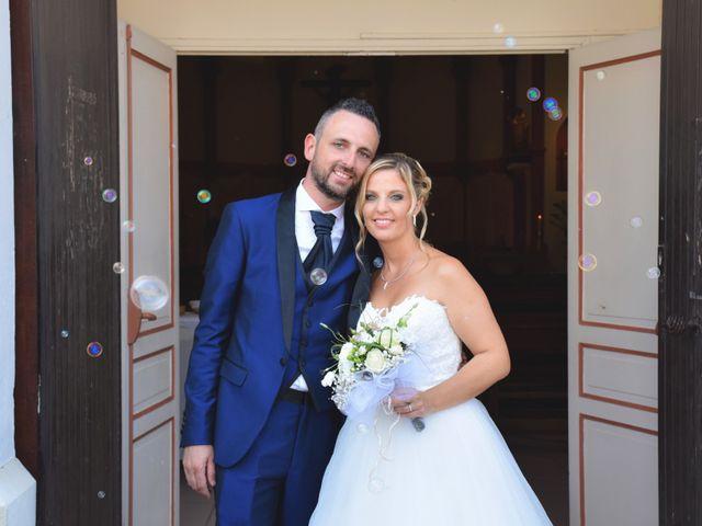 Le mariage de Charlène et Olivier
