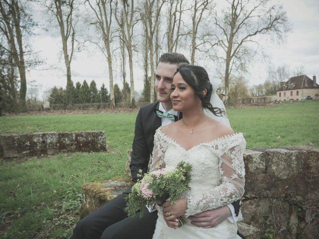 Le mariage de Bastien et Sophia à Courgenay, Yonne 17