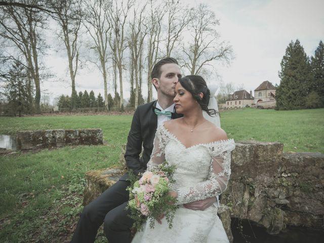 Le mariage de Bastien et Sophia à Courgenay, Yonne 18
