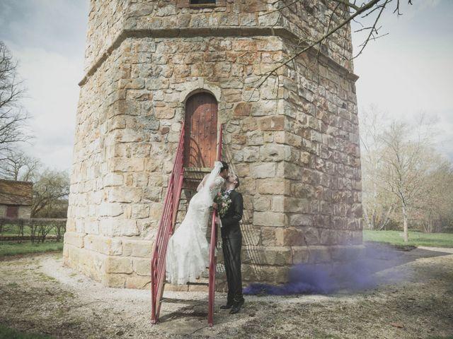 Le mariage de Bastien et Sophia à Courgenay, Yonne 20