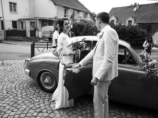 Le mariage de Christopher et Sophie à Viry-Châtillon, Essonne 9