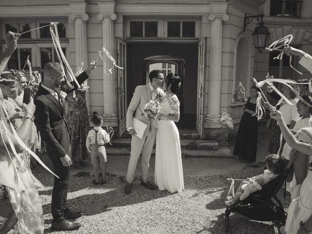 Le mariage de Christopher et Sophie à Viry-Châtillon, Essonne 15