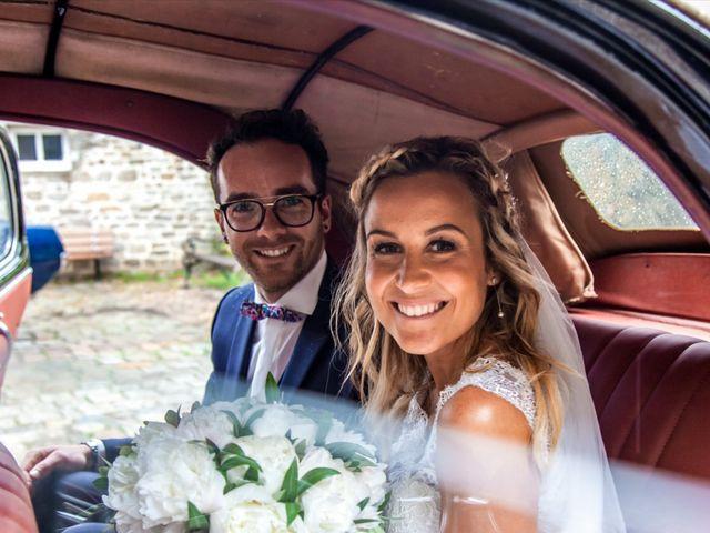Le mariage de Camille et Killian