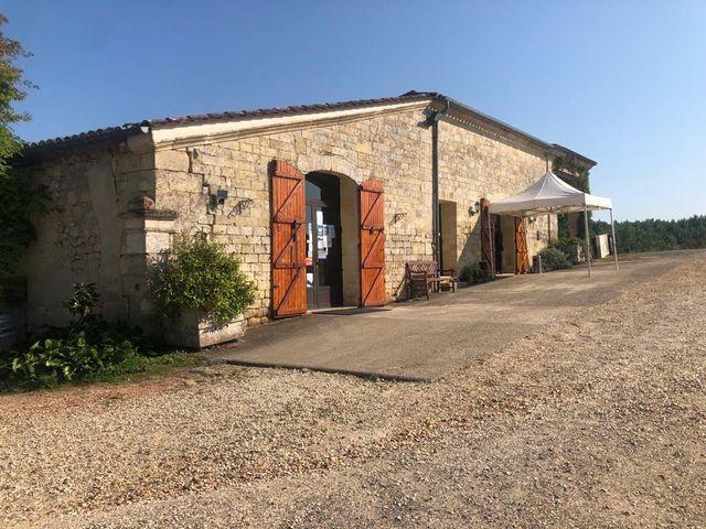 Le mariage de Samuel et Lucie à Vayres, Gironde 4