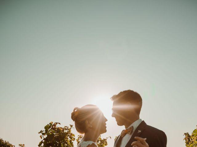 Le mariage de Samuel et Lucie à Vayres, Gironde 5