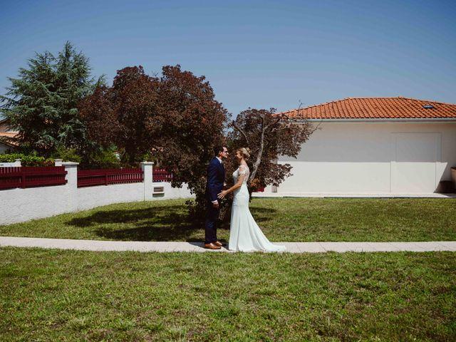 Le mariage de Samuel et Lucie à Vayres, Gironde 1