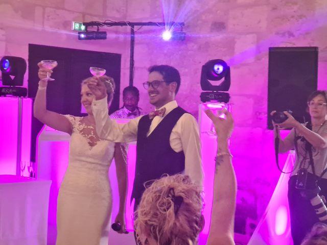 Le mariage de Samuel et Lucie à Vayres, Gironde 7