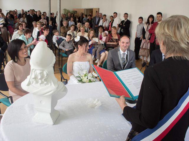 Le mariage de Jean-Philippe et Bernadette à Wittenheim, Haut Rhin 3