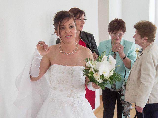 Le mariage de Jean-Philippe et Bernadette à Wittenheim, Haut Rhin 13