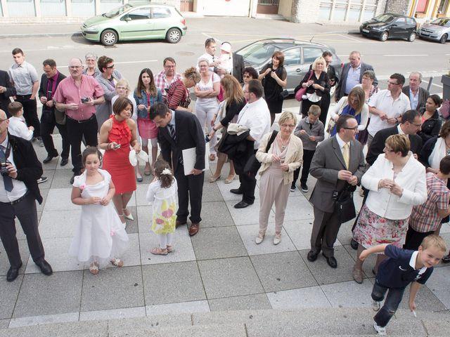 Le mariage de Jean-Philippe et Bernadette à Wittenheim, Haut Rhin 14