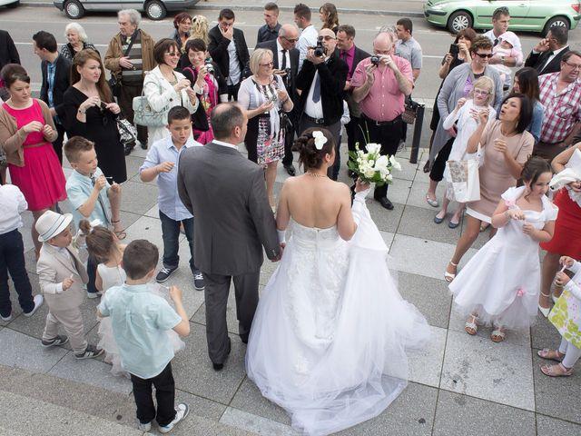 Le mariage de Jean-Philippe et Bernadette à Wittenheim, Haut Rhin 17