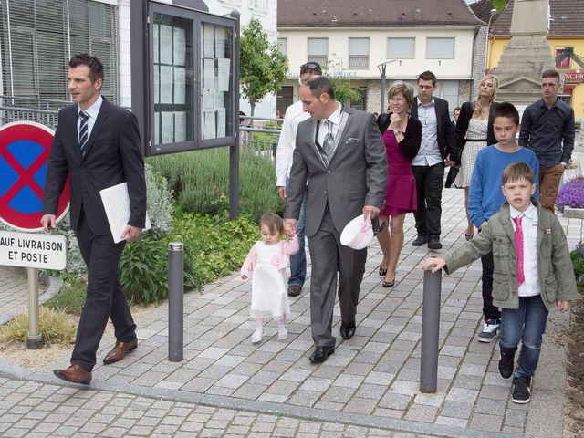 Le mariage de Jean-Philippe et Bernadette à Wittenheim, Haut Rhin 21